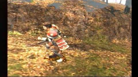 Other Side of the Final Fantasy PlayOnline & FFXI Promo Video