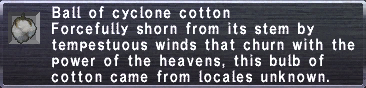 Cyclone cotton