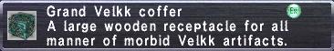Grand Velkk Coffer