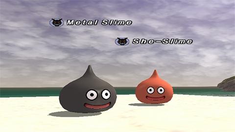 Anniversary MMO Collaboration Slime Spirits