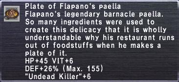 Flapano's Paella