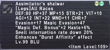 Assimilator's Shalwar