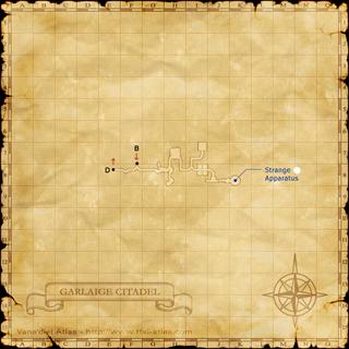 Garlaige Citadel - Map III