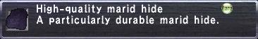 High-Quality Marid Hide