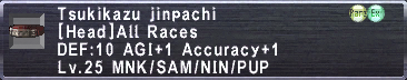 Tsukikazu Jinpachi