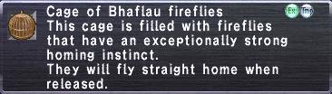 Bhaflau Fireflies