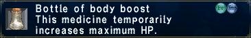 BodyBoost