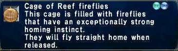 Reef Fireflies