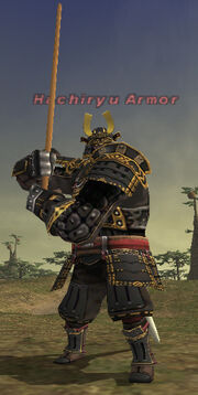 Hachiryu Armor