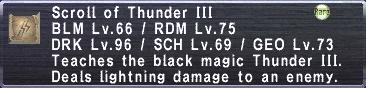 ThunderIII