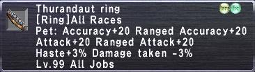 Thurandaut Ring