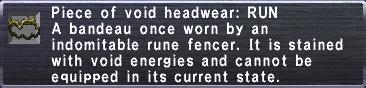 Voidhead RUN