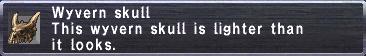 WyvernSkull