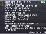 Assimilator's Keffiyeh +3