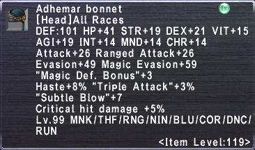 Adhemar Bonnet