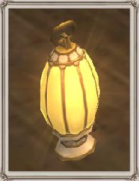 Egg Lantern w border