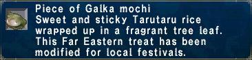 Galka-Mochi