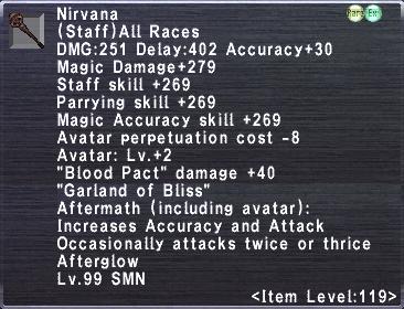 Nirvana 119 III