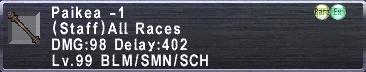 Paikea -1
