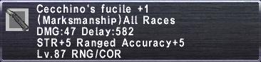 Cecchino's Fucile +1