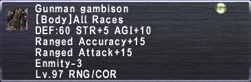 Gunman Gambison