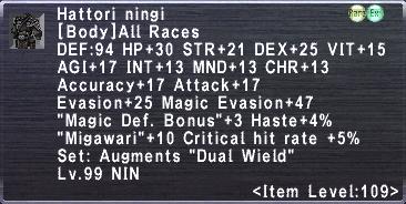 Hattori Ningi