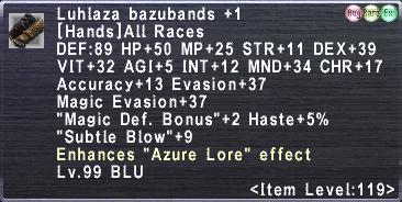 Luhlaza Bazubands Plus 1