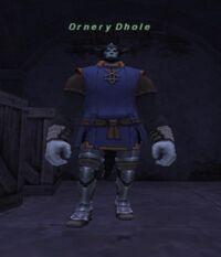 Ornery Dhole