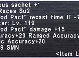 Sancus Sachet +1