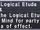 Logical Etude