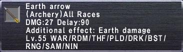 EarthArrow