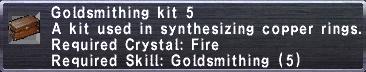 Goldsmithing Kit 5
