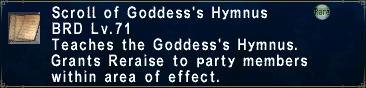ScrollofGoddessHymnus