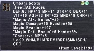 Umbani Boots