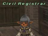 Civil Registrar