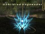 Unbridled Ungeweder