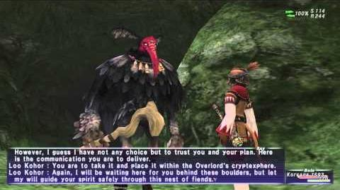 «FFXI-Movie» 0294 - An Understanding Overlord?