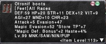 Otronif Boots