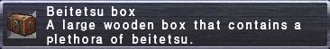 Beitetsu Box