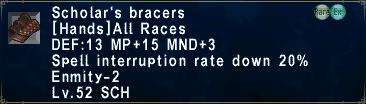 SCHBracers
