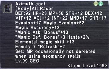 Azimuth Coat