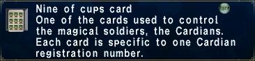 Card nineofcups