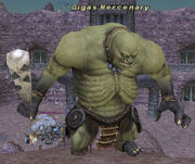 Gigas Mercenary
