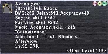 Apocalypse (119-2)