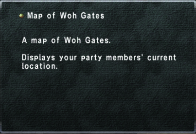 Map of Woh Gates