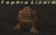 Tephra Lizard