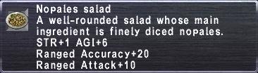 Nopales-Salad