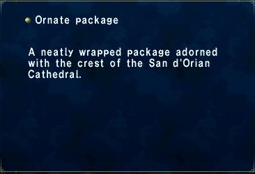Ornate Package