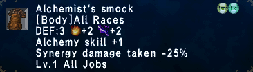 Alchemist Smock
