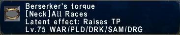 Berserker's Torque